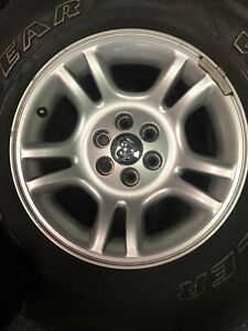 2001 2002 2003 2004 Dodge Durango 16x8 6 Lug 5 Split Spoke Wheel Rim 5gr83trmac