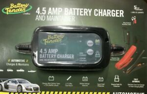 New Deltran Battery Tender 4 5 Amp Supersmart Battery Charger Maintainer New