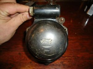 Vintage Ford Ignition Coil V8 Flathead 1932 1936 Untested