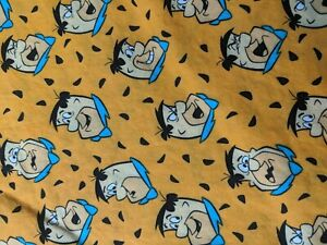 Wendys Welding Hat Made With Fred Flintstone Fabric New