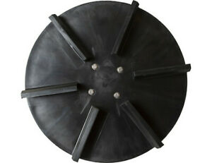 Buyers 3001472a Saltdogg Under The Tailgate Spreaders Polyurethane Spinner Disk