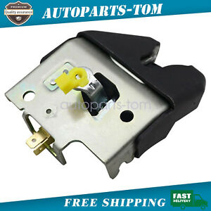 Trunk Latch Lock Release Actuator Lid Fits For 2001 05 Honda Civic 74851 S5a 013