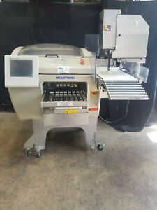Mettler Toledo Auto Wrap System With Labeler