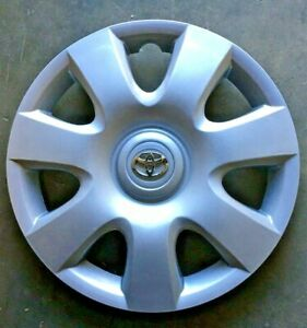 1 X 15 Inch Hubcap Wheel Covers Fits Toyota Camry 2000 2001 2002 2003 2004 2006