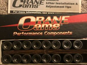 Crane Cams 99384 16 Hi Intensity Fast Bleed Hydraulic Lifters Olds Buick Rover