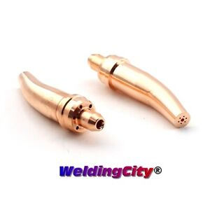 Weldingcity Acetylene Cutting Gouging Tip 1 118 0 Victor Torch Us Seller Fast