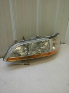 Headlight Assembly Honda Accord Left Driver Side 98 99 00 01 02 Oem