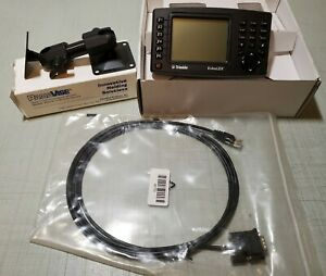 Trimble Echo Ldx Ii Message Display Terminal 67788 New 46860 10 For Cross Check