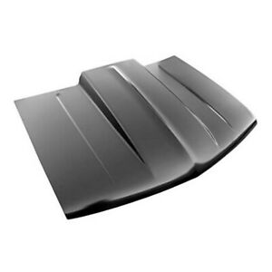 Proefx Cowl Induction Hood Panel Straight 4 Inch Cowl For 1992 94 Chevy Blazer