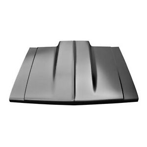 Proefx Cowl Induction Hood Panel 4 Inch Scoop For 1981 1991 Chevrolet Blazer