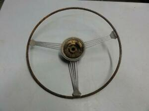 Vintage Banjo Steering Wheel Chevrolet Ford Gm Mopar Packard Hot Rod