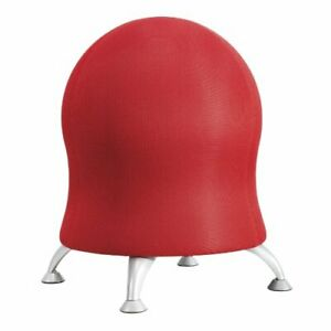 Safco Products Zenergy Ball Chair Crimson Mesh
