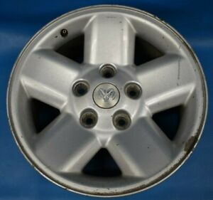 Dodge Ram 1500 2002 2003 Used Oem Wheel 17x8 Stock 17 Rim