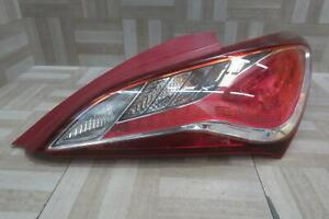 2013 2016 Hyundai Genesis Right Taillight Coupe Oem
