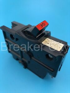 Federal Pacific Na130 30 Amp 1 Pole Stab lok Type Na Thick Fpe Circuit Breaker
