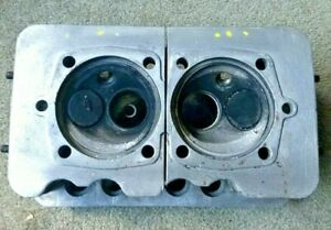 Cylinder Head For 356 Porsche Early Split Type Used