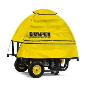 Champion Storm Shield Severe Weather Portable Generator Cover By Gentent For