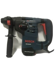 Bosch Rh328vc 1 1 8 In Sds plus Rotary Hammer Drill new store Display Model