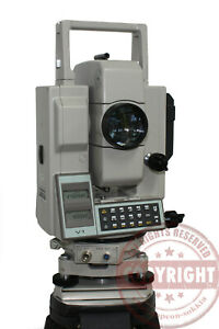 Sokkia Set2 Surveying Total Station topcon trimble leica nikon transit lietz