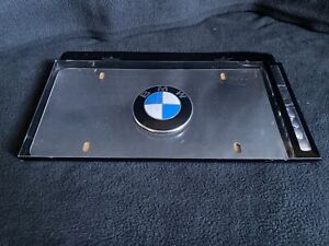New Stainless Steel Marque License Plate For Bmw