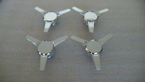 Fits Ford Center Caps Hubcaps Mustang Wheel Spinner Knock Off 2005 2009 Set Of 4