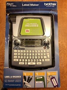 Brother Label Maker P Touch 1880sc New In Box