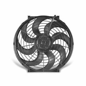 Flex A Lite Syclone S Blade Electric Fan 2 010 Cfm Puller 16 Dia Single 396