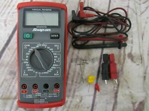 Snap on Digital Multimeter Eedm503d