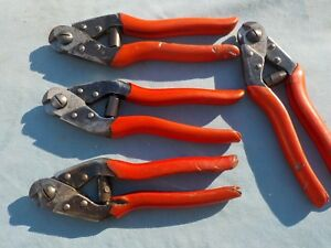 Felco Loos Co C 7 Precision Cable Cutters One handed Wire Rope Cutters