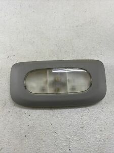 04 08 Ford F 150 Rear Overhead Rail System Map Dome Light Gray Grey Oem
