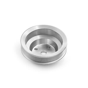 Chevy Sbc Billet Aluminum Long Water Pump Lwp Serpentine Pulley