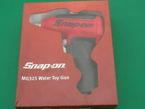 New Snap On Red Mg325 Mg 3 8 Impact Air Wrench Gun Water Toy Squirt Gun