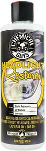 Chemical Guys Gap11516 Headlight Restore And Protect 16 Fl Oz 1 Pack