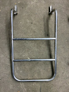 Boat Stainless Steel Marine 3 Steps Fixed Ladder