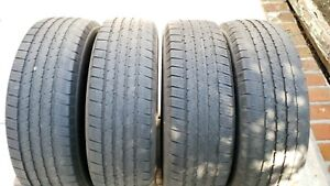 4 Michelin Ltx M S 225 75r16 Used Tires