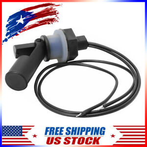 Water Level Sensor Horizontal Liquid Pp Side Mount Float Switch For Pool Water