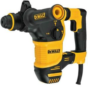 8 5 Amp Corded 1 1 8 In Sds plus Rotary Hammer second Handle Included
