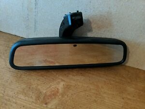07 13 Bmw E70 X5 Auto Dimming Interior Rear View Mirror Homelink Compass 102919