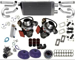 Twin Turbo Kit For Dodge Hemi 5 7 R t Charger Challenger Magnum