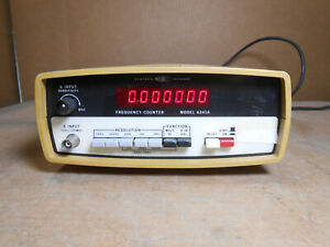 Systron Donner Model 6241a Frequency Counter