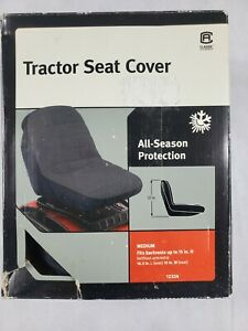 Seat Cover For Tractor From Classic Accessories Size Medium