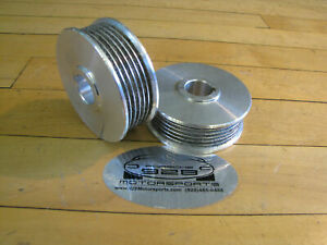 Power Pulley 8 rib 3 20 For Powerdyne vortech Paxton Superchargers With Surgrip