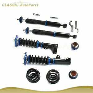 Coilover Shock Absorber Springs Kits For 1993 1998 3 Series E36 325 Adj Height