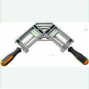 New 90 Corner Right Angle Vice Welding Woodworking Clamps Angle Carbide Vise