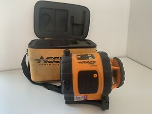 Acculine Pro 40 6515 Self leveling Rotary Laser Level