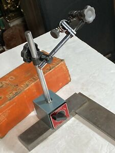 Mitutoyo 7011bn Stand magnetic Nice Clean Machinist Fabricators Quality