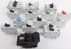 Federal Pioneer Pacific Fpe Bolt On Stab lok Electrical Circuit Breaker Na Nb Nc