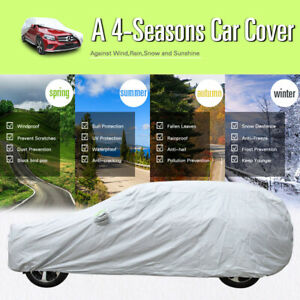 All Weather Car Suv Full Cover Waterproof Outdoor Uv Rain Snow Dust Protection