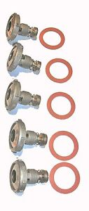 Holley Power Valve 2 5 3 5 4 5 5 5 6 5 7 5 8 5 9 5 10 5 5 Pack New