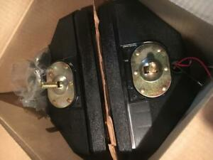 Fisher western Set Of Brand New Plow Lights